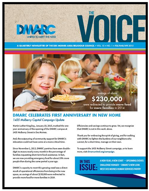 The Voice Archive DMARC