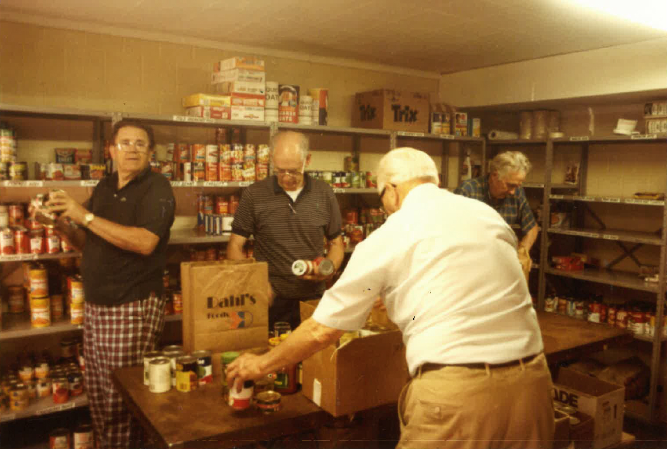 Commemorating 40 Years of Food Assistance