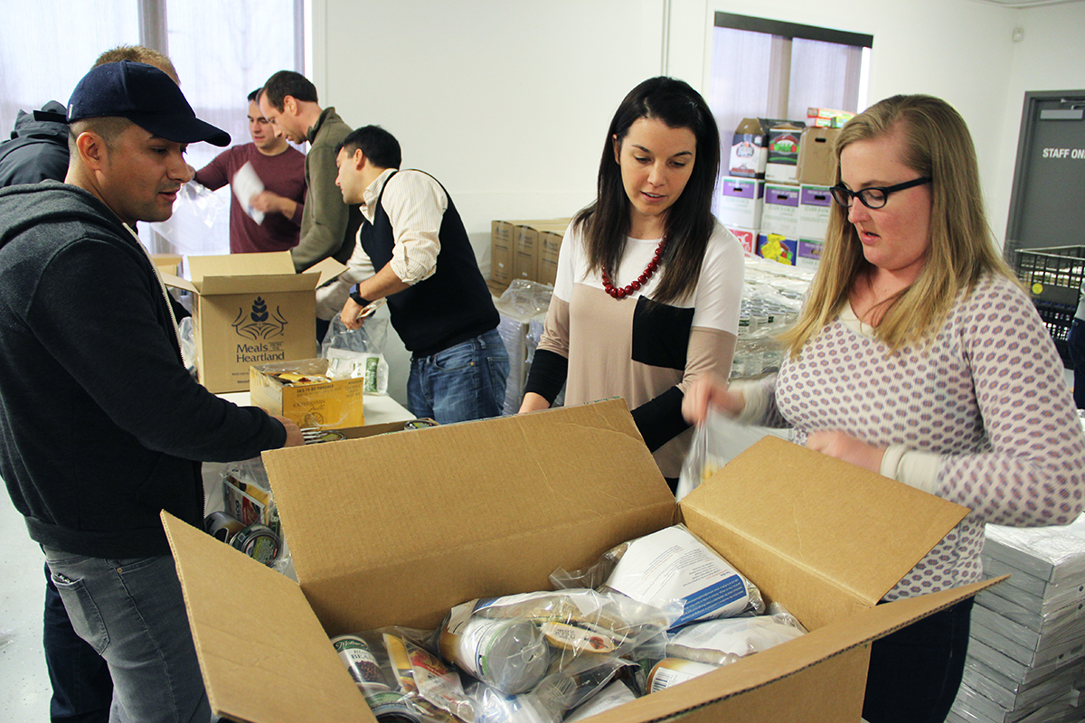 YPC Gives Back for the Holidays DMARC
