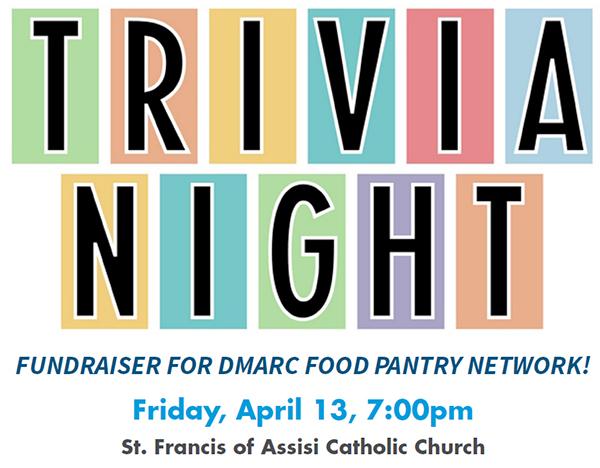 St Francis Trivia Night Fundraiser