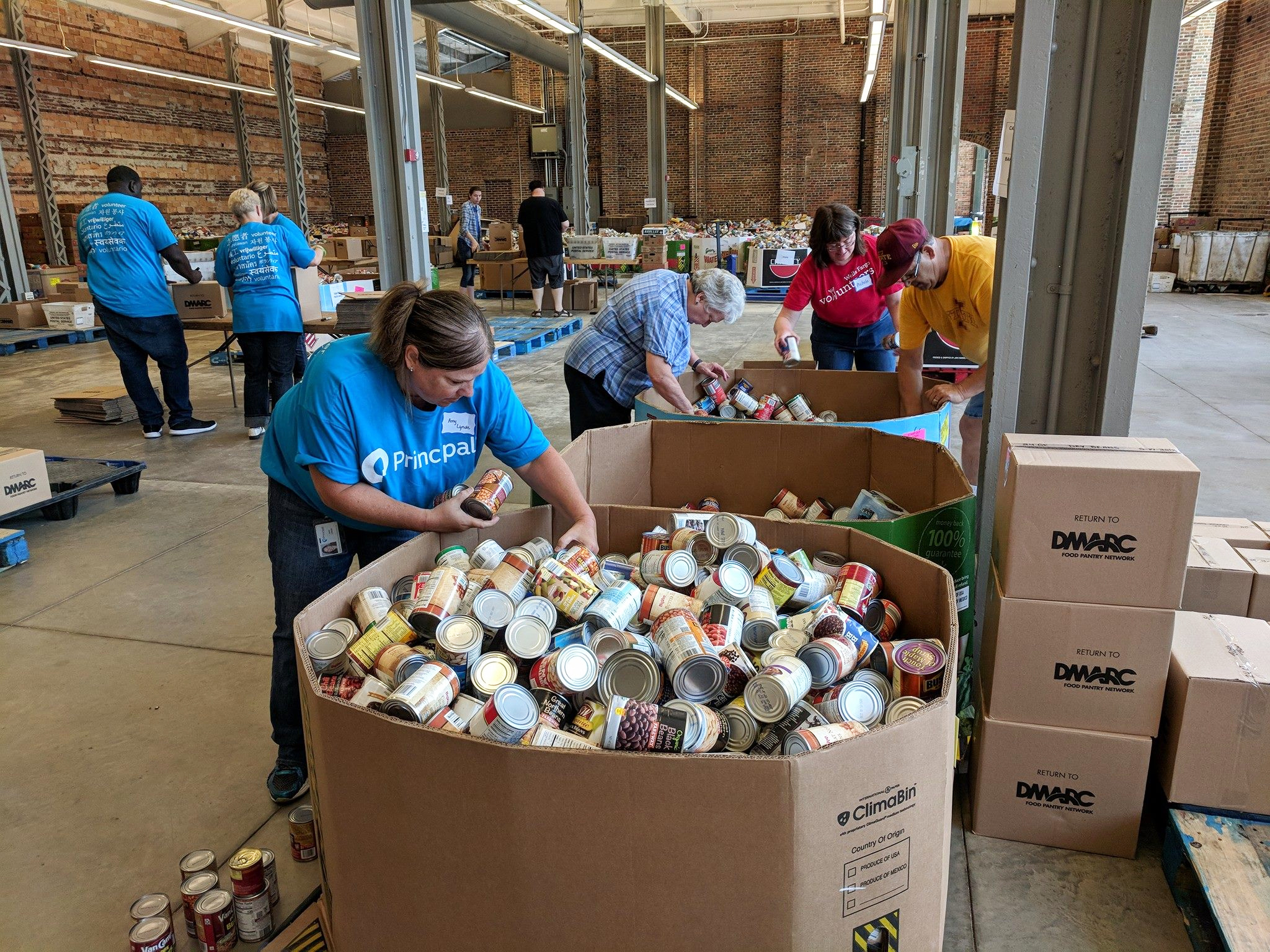 Stamp Out Hunger 2018 Was A Huge Success