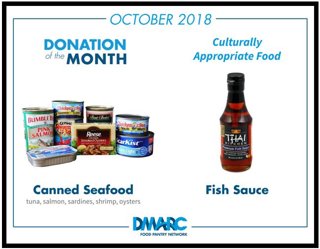DMARC Food Pantry Network