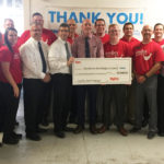 Des Moines Area Hy-Vee Stores Donate Over $42,000 to DMARC Food Pantry Network